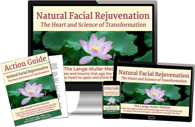natural facial rejuventation course